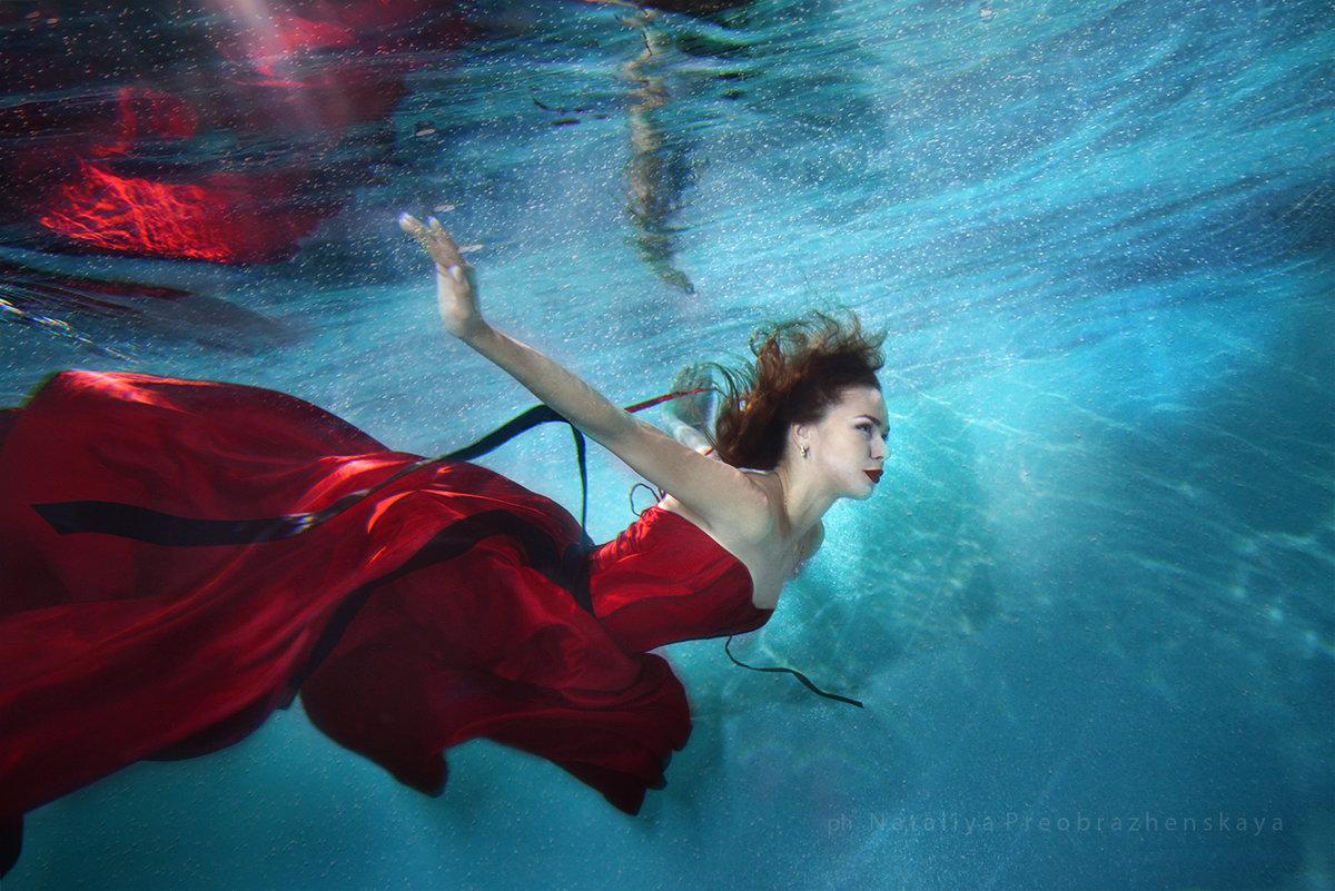 фотографы ростова подводная съемка днём рождения, подруга