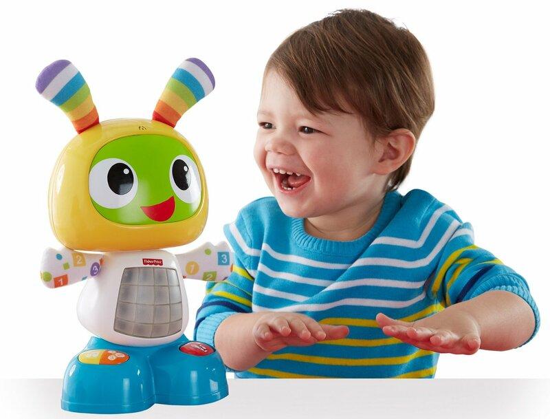 Обучающий робот Бибо Fisher-Price - купить в Москве