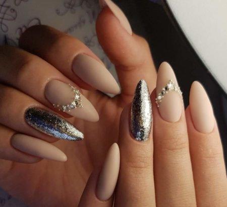 Очень красивый дизайн ногтей-163 фото -Фото дизайна ногтей 32