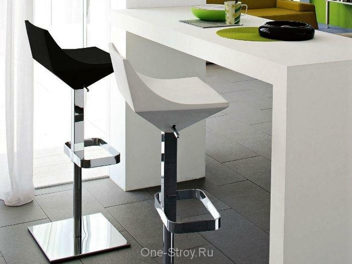 Можно с уверенностью заявить, что современные интерьеры все чаще и чаще ассоциируются с барными стульями