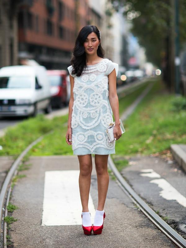 В белых носках девчонки — photo 9