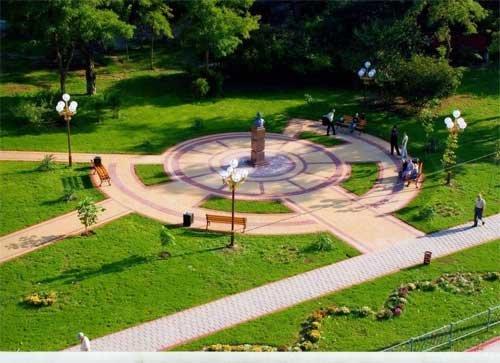 Ландшафтный дизайн парка отдыха стили Ландшафтный дизайн парка отдыха