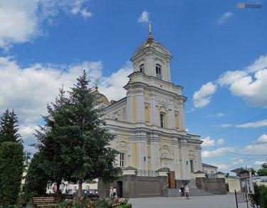 кафедральный троицкий собор луцк