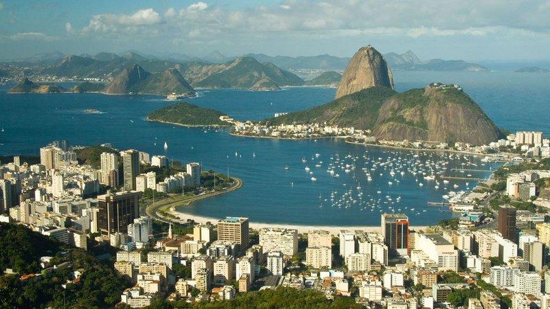 Бразилия, размер: 1366x768 пикселей