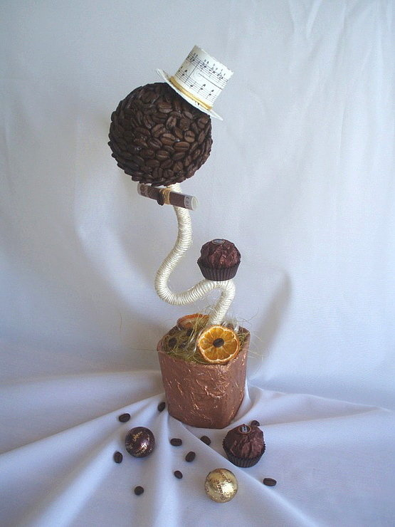 варианты тампинариума из кофе логопедия