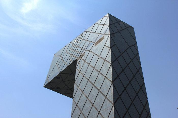 Штаб-квартира CCTV, Пекин, Китай