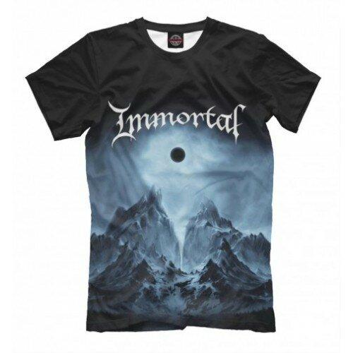 Мужская футболка 3D Immortal Art