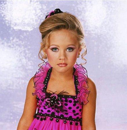 Фото детей на конкурсах красоты