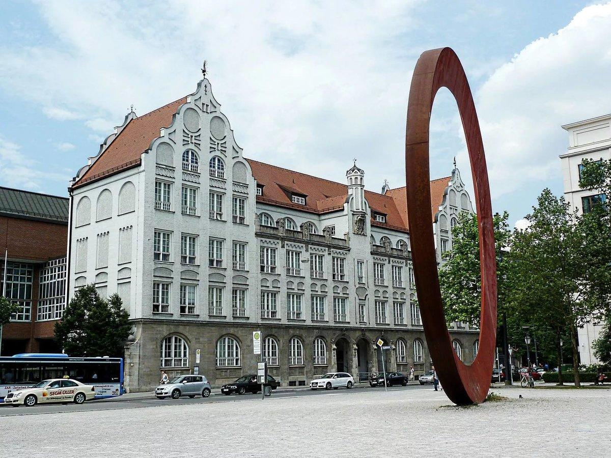 фото неизвестного в мюнхене