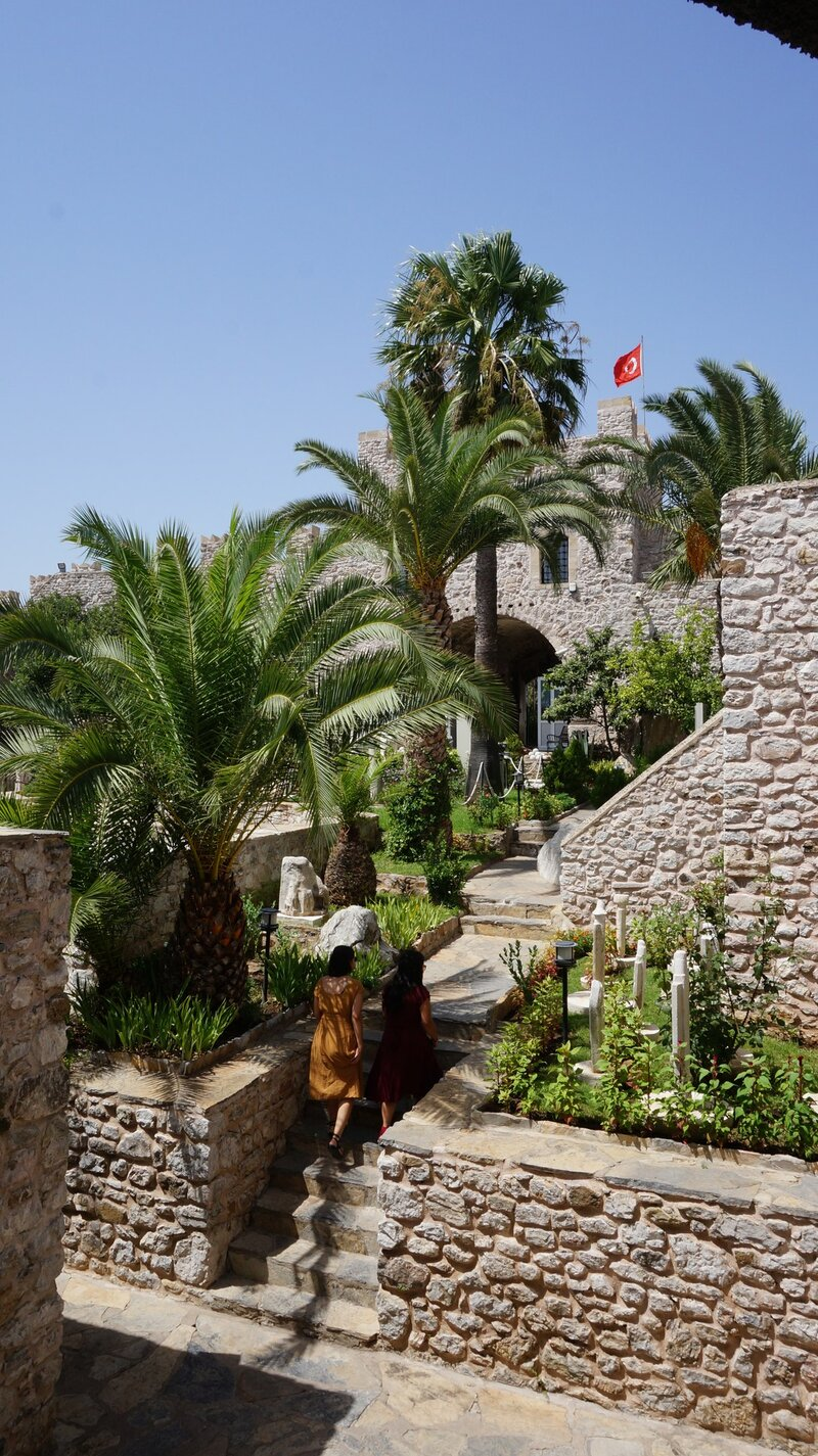 мармарис крепость