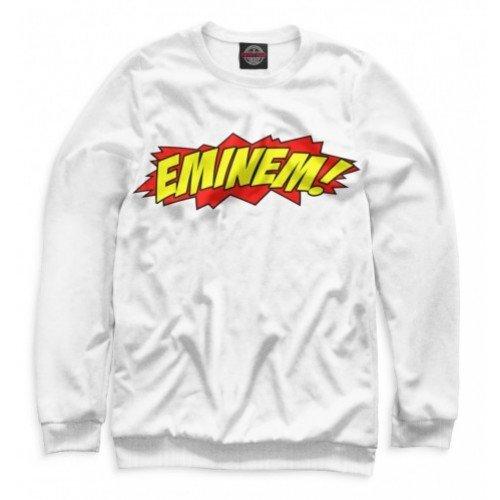 Женский свитшот 3D Eminem