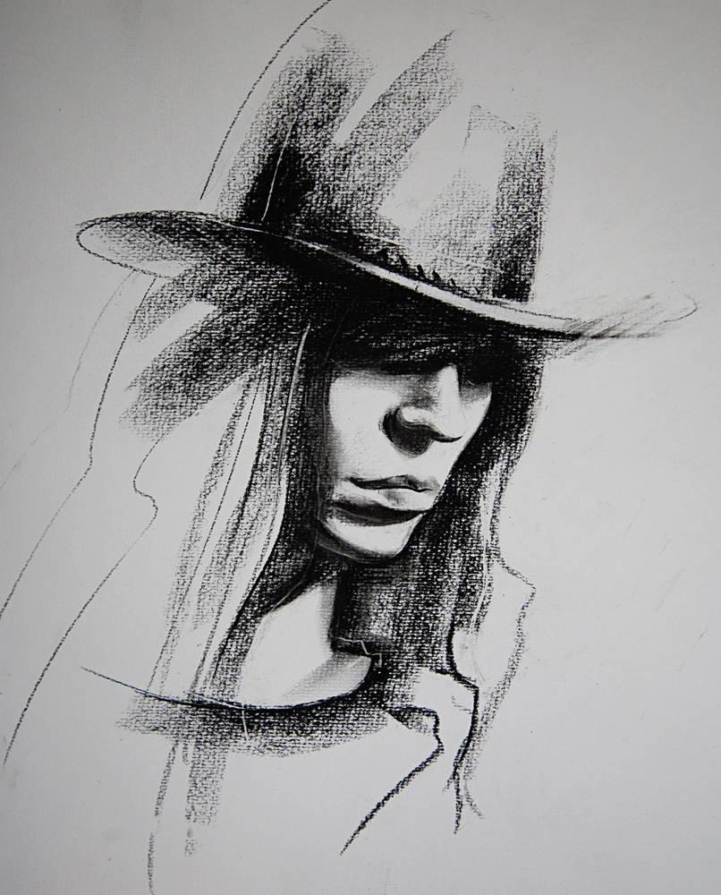 образом, человек в шляпе картинки карандашом часто называют это