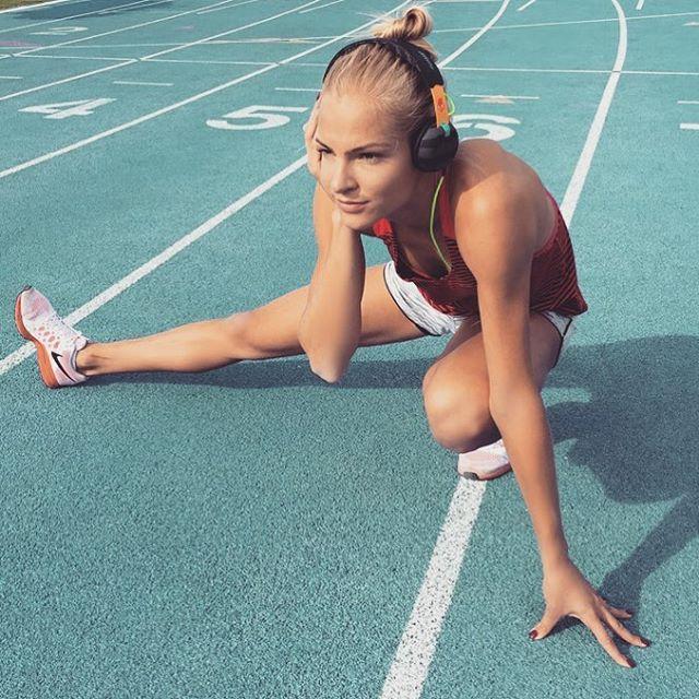 Единственная российская легкоатлетка, допущенная до Игр в Рио.