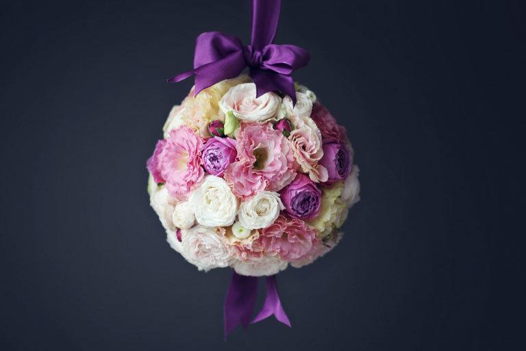 Свадебный букет шар харьков, цветы форум планета