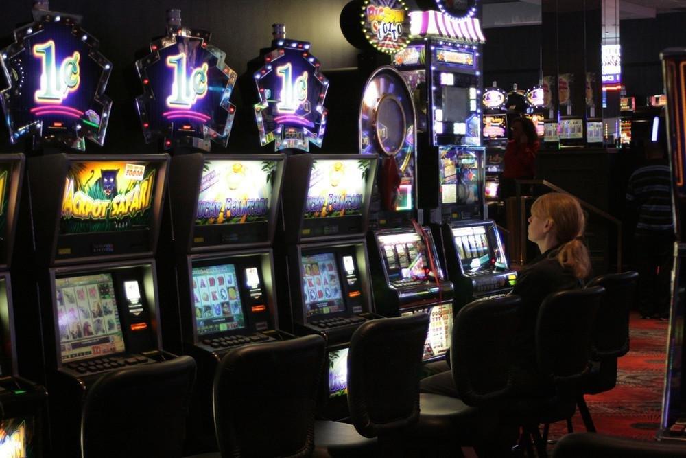 Ассортимент игровых автоматов