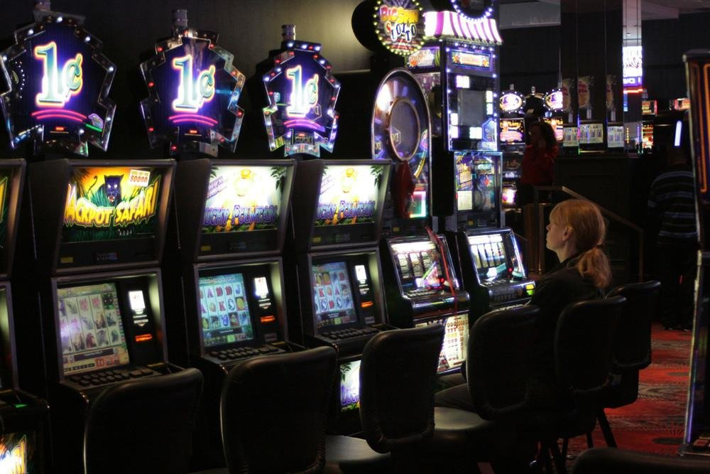 Казино Slots-A-Fun