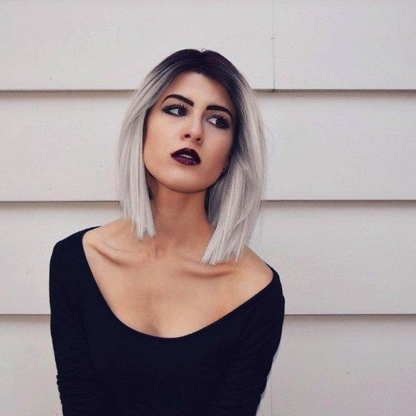 цвет волос 2017 модные тенденции фото