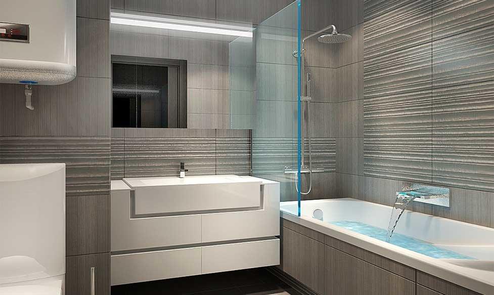 Ванная со светлой мебелью мебель для ванны металл