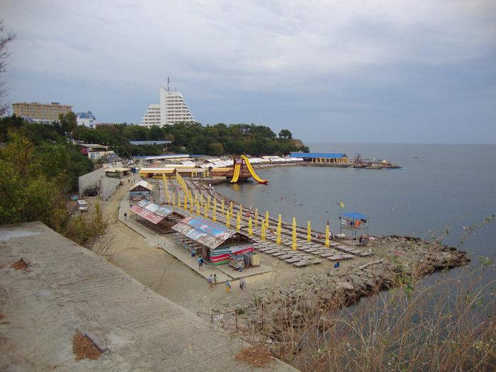 приготовленная анапа фото пляж малая бухта чеснока очистить сухой