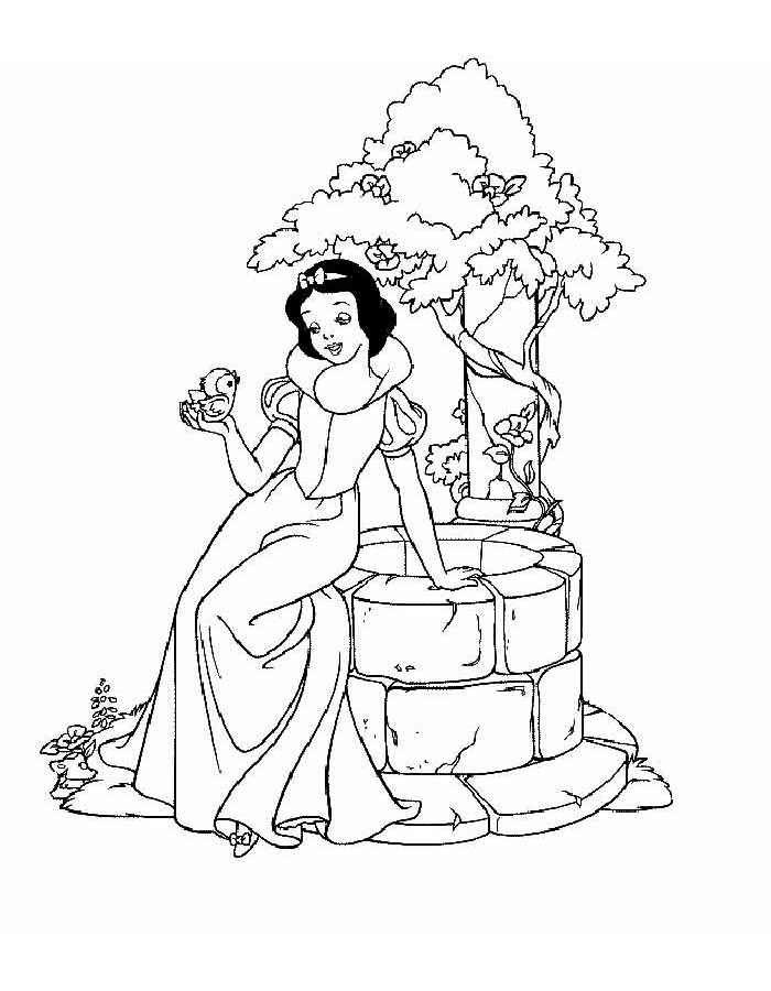 «Раскраска. Принцессы Диснея.» — карточка пользователя Яна ...