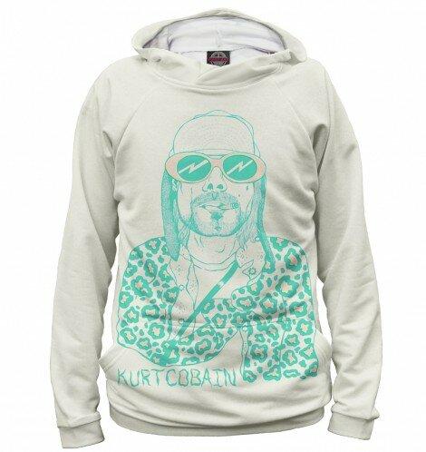Худи для девочки Kurt Cobain