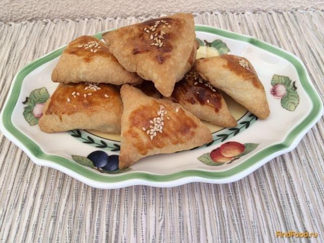 Вкусный рецепт приготовления самсы из слоеного теста с тыквой в домашних условиях. Самса из слоеного теста с тыквой рецепт с фото по шагам