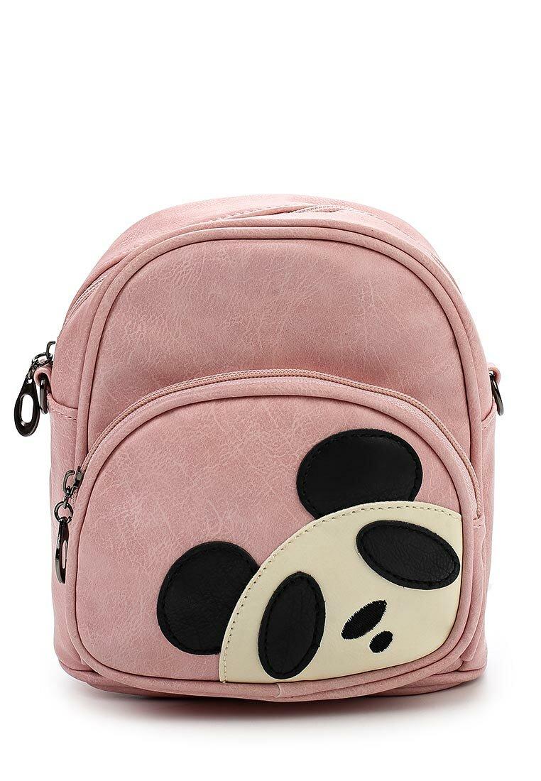 Рюкзак в виде мягкой рюкзак-кенгуру globex панда купить в минске