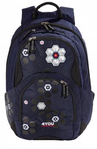 Где купить школьные рюкзаки 4you рюкзак для