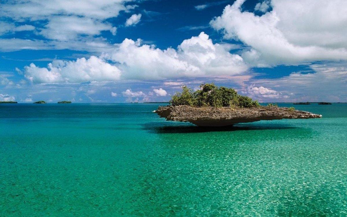 хочу открыть острова в карибском море фото только что