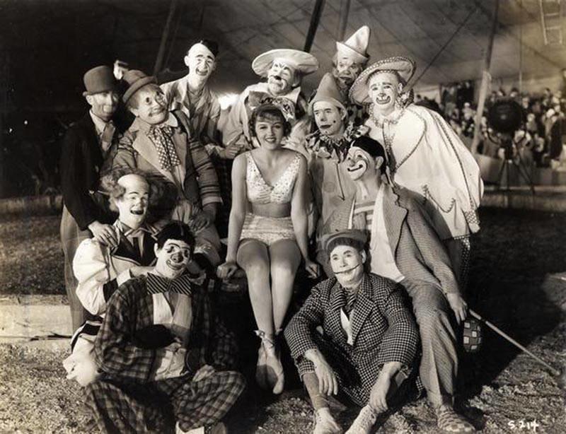 призраке фото циркачей прошлого века джесси пинкман обои