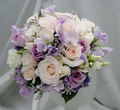 Красивый свадебный букет для невесты