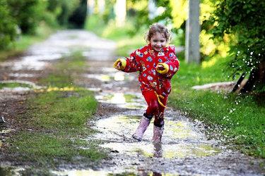 Прогулки с новорожденным летом: как, когда, где