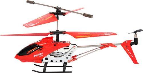 Вертолёт IR-222 является копией современных вертолётов, поэтому управлять им - одно удовольствие. Благодаря применяемым в производстве материалам высокого качества вертолёту не страшны небольшие ошибки начинающих пилотов.