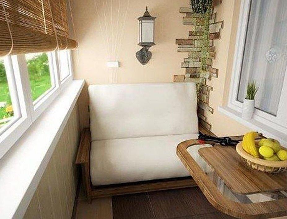 """Лоджия с диванчиком"""" - карточка пользователя lady.buzan в Ян."""