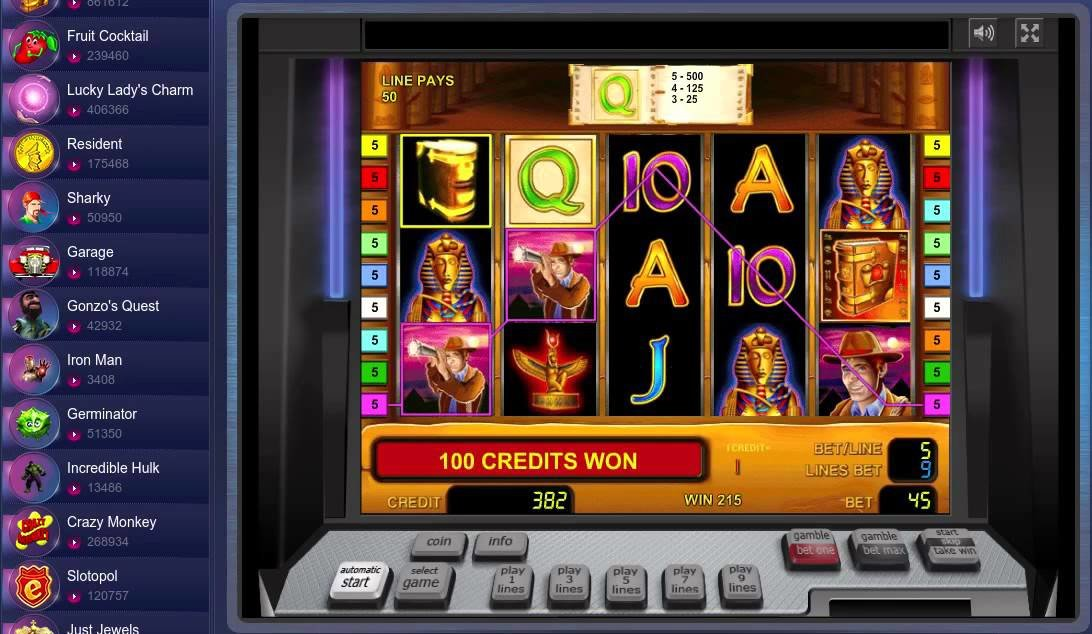 яндекс игровые автоматы онлайн бесплатно