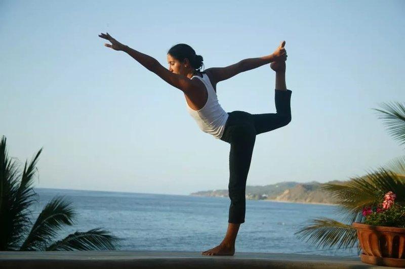 Йога - оставленное богатство мудрецами.