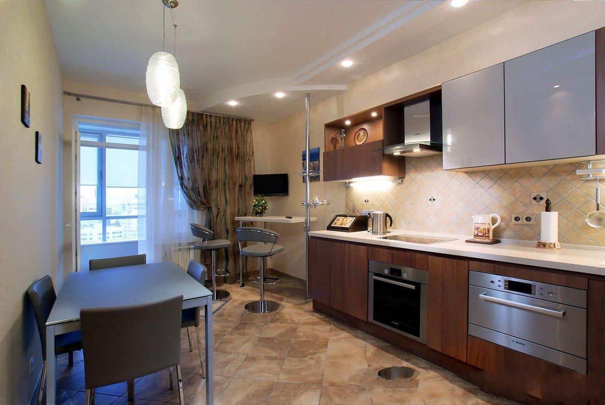 """Кухня с балконом."""" - карточка пользователя l.pletnyova2014 в."""