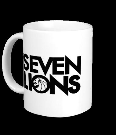 Кружка 7 Lions