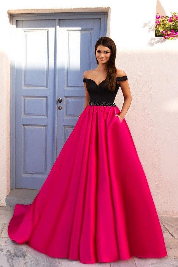 Модные идеи платья