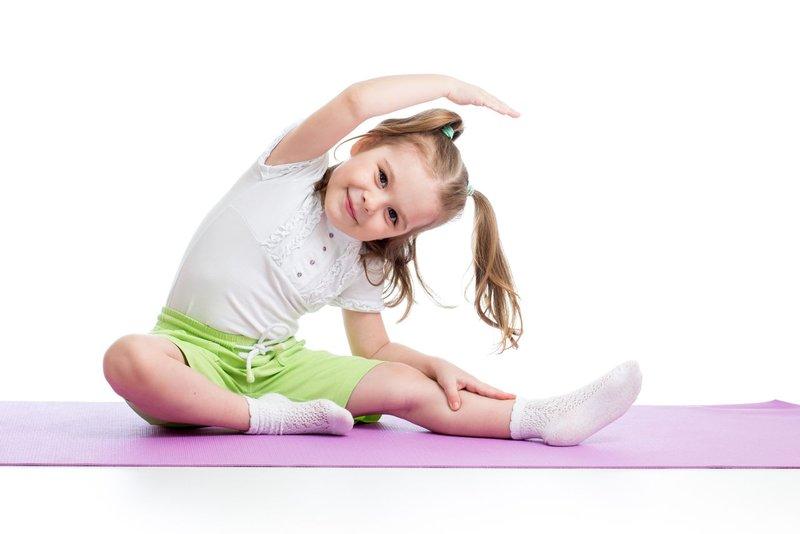 Физкультура для малышей — важная часть воспитания ребенка
