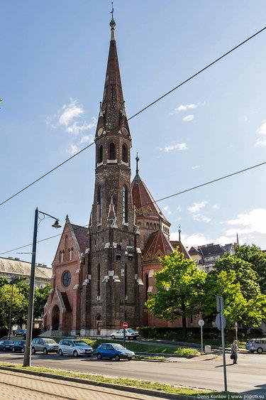 кальвинистская церковь венгрия