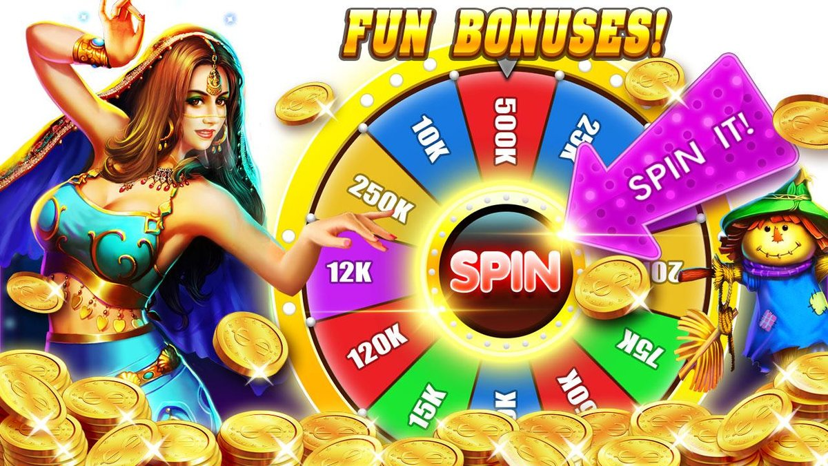 официальный сайт free casino slots to play online