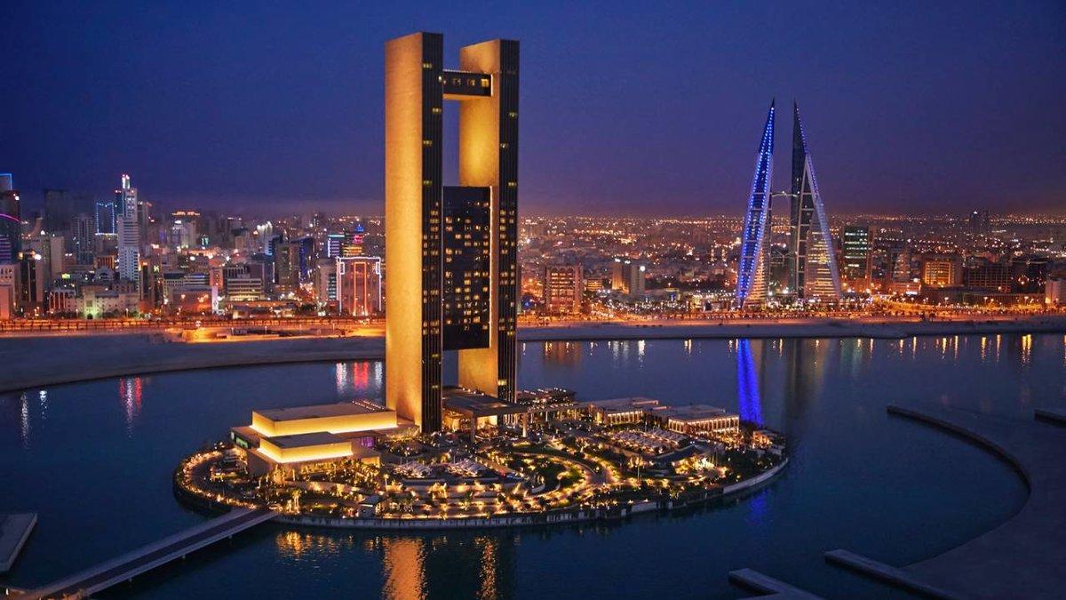 Бахрейн - удивительное сочетание истории и современности!