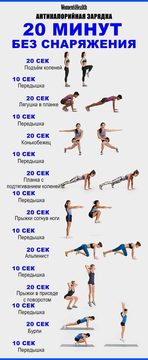 типах информацию упражнения фитнеса для начинающих в картинках нем