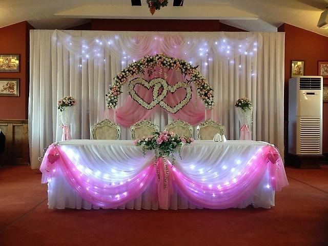 Оформление свадебного зала – это искусство воплощать фантазии молодоженов, создавать собственный уникальный стиль