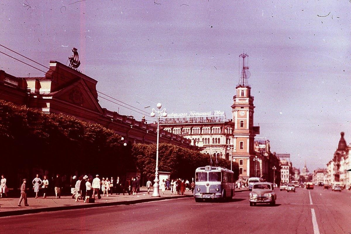 ретро фото ленинграда остолбенели неожиданности, затем