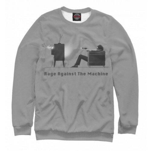 Мужской свитшот 3D Rage Against The Machine