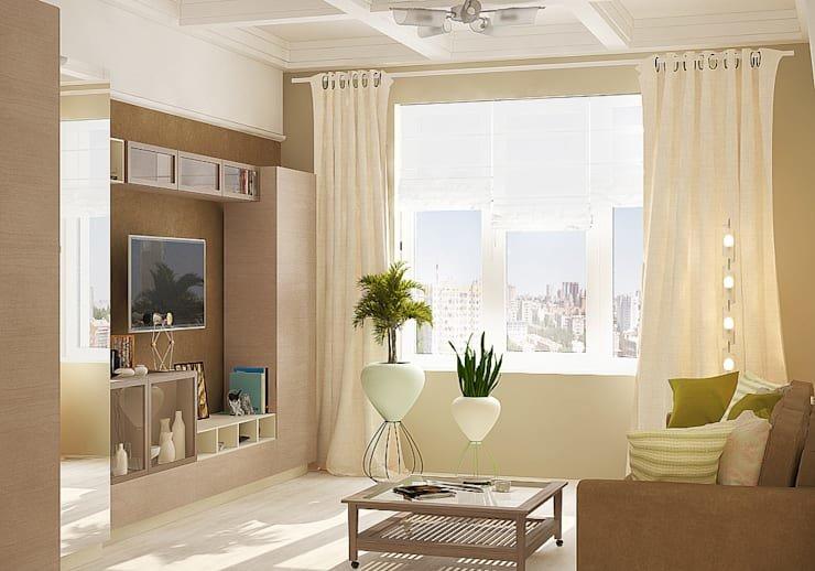 В современных домах растения – это часть декора комнаты