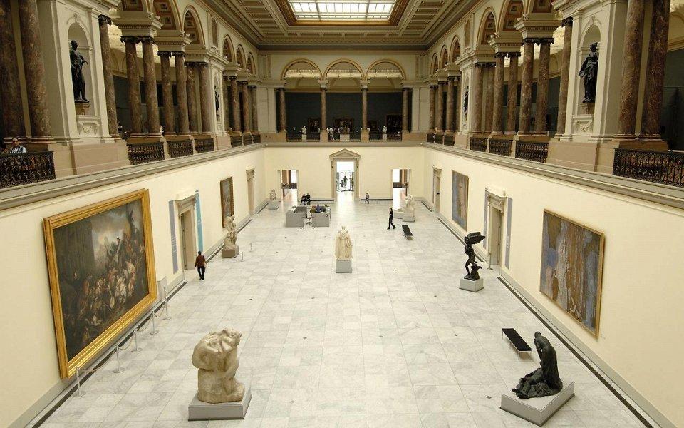 собачьи королевский музей изящных искусств брюссель рот все