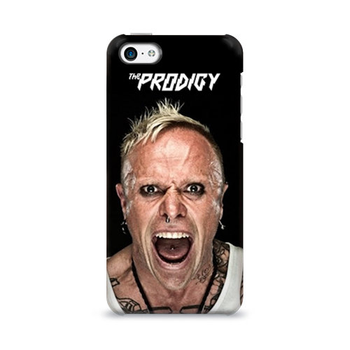 Чехол 3D для Apple iPhone 5C The Prodigy